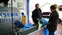 HAYDARLı - Başkan Çerçioğlu'nun Kooperatife Desteği Sayesinde Üreticinin Kazancı Arttı