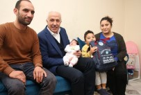 UYKU DÜZENİ - 'Hoş Geldin Bebek' Projesi Aileleri Mutlu Ediyor