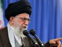 DEVRIMCI - İran dini lideri Hamaney'den ilk açıklama