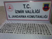 TARİHİ ESER KAÇAKÇILIĞI - İzmir'de Tarihi Eser Ve Kaçak Şarap Operasyonu