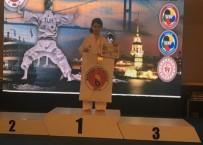 KAYHAN - Karatede Melike Gülşen Birinci Oldu