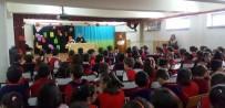 ZİYA GÖKALP - Mehmet Akif Ersoy'un Torunu Selma Argon Erzincan'da Öğrencilerle Bir Araya Geldi
