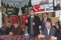 TAHAMMÜL - MHP'li Bulut Açıklaması 'Keyfi Yerinde Olanlardan Fedakarlık Bekliyoruz'