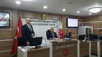 YıLMAZ ŞIMŞEK - Niğde İl Genel Meclis Yılın İlk Toplantısını Yaptı