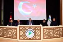 İLLER BANKASı - Yeşilyurt Belediye Meclisi Toplandı