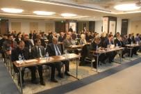 ORGANIK TARıM - Adıyaman'da Badem Üreticilerine Eğitim Verildi