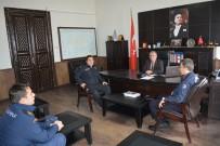KARAKOL KOMUTANI - Erdek'te Asayiş Toplantısı Yapıldı