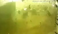 TEKNİK ARIZA - İşte İran'da Düşen Uçağın Patlama Anına Ait Görüntüler