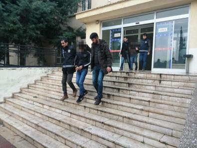 Kapkaç Şüphelisi 2 Şahıs Tutuklandı