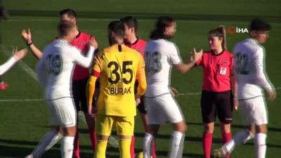 Konyaspor'dan Sessiz Prova