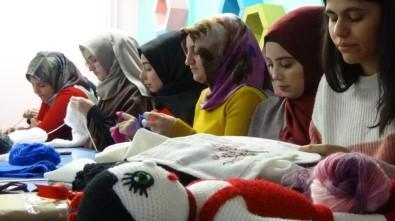 KYK Yurtlarında Barınan Öğrencilerden Yürekleri Isıtan Çalışma