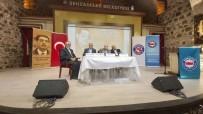 KÖŞE YAZARı - Memur-Sen Kurucu Başkanı Merhum Akif İnan Manisa'da Anıldı