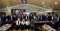 MUSTAFA ÖZDEMIR - MÜSİAD İzmir'de SENYAP Yatırım Ortaklığı Ve GABORAS Gayrimenkul Borsası Tanıtımı