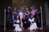TURNE - Tiyatro Akademi Perdelerini Açıyor