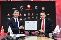 SADETTIN SARAN - Vodafone Ve Saran Grup Sporda Güçlerini Birleştirdi