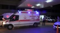 Adana'da Bıçak Yaralama