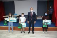 Ağrı'da 'Sağlıklı Nesil Sağlıklı Gelecek' Yarışması Ödül Töreni Düzenlendi