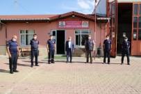 Başkan Akkaya'dan İtfaiye Merkezi'ne Ziyaret