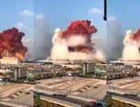 LÜBNAN - Beyrut Limanı patlamasında sıcak gelişme!