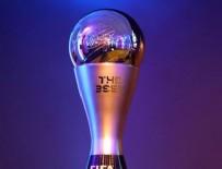 İSVIÇRE - Futbolun En'leri ödüllerine kavuştu!
