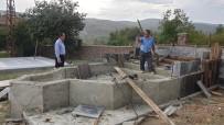 Karaçalı Mahallesi'ne Şelale Havuzu Yapılıyor