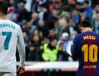 CRİSTİANO RONALDO - Messi ve Ronaldo uzun zaman sonra yeniden...!!!