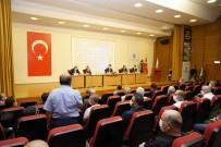 Bakan Kurum, Konya'da Özel Sektör Temsilcileriyle Bir Araya Geldi
