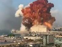 LÜBNAN - Beyrut'ta yine patlama! Ölü ve yaralılar var!