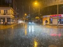 Düzce'ye 2 Günde 213.1 Kilogram Yağış Düştü