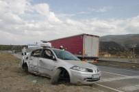 Kastamonu'da İki Ayrı Kaza Ucuz Atlatıldı