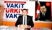 Sarıgöl AK Parti Gençlik Kolları'nda 'Batuk' Güven Tazeledi
