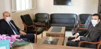 Yalçınkaya'dan İlçe Müftüsüne Ziyaret