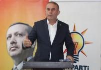 AK Parti İl Başkanı Kesmekaya Açıklaması '2023 Hedefine Teşkilatlarımızla Hazırız'