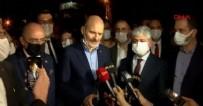 TAHKİKAT - Bakan Soylu'dan 'Hatay yangını' açıklaması!
