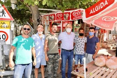 Başkan Atabay, Restorasyon Çalışmalarını Yerinde İnceledi
