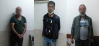 Birçok Hırsızlık Olayına Karışan 3 Şüpheli Konya'da Yakalandı