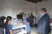 Bünyanlı Kadınlar Ekmeklerini Mahalle Fırınında Pişiriyor