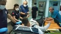 Cezaevinden İzinli Çıkan Mahkum Silahlı Saldırıda Ağır Yaralandı