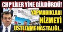 ALINUR AKTAŞ - CHP yine güldürdü!