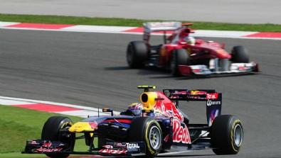 Formula 1 pistinde yenileme!