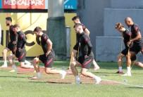 Galatasaray, Alanyaspor Hazırlıklarını Sürdürdü