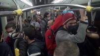 Otobüste Sosyal Mesafesiz Yolculuk