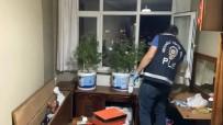 (Özel) İstanbul'un Göbeğindeki Uyuşturucu Serasına Operasyon Kamerada