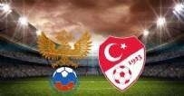 SLOVENYA - Rusya - Türkiye maçı sona erdi!