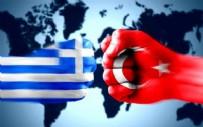 KUZEY KıBRıS TÜRK CUMHURIYETI - Türkiye'den Yunan Bakan'a tepki!