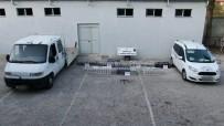 Baz İstasyonlarındaki Aküleri Çalan 4 Şüpheli Yakalandı