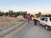 Ceyhan Ve Kozan'da Araç Ve Sürücülere 15 Bin TL Para Cezası