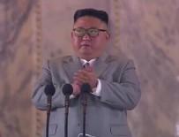 GÜNEY KORE - Kuzey Kore lideri Kim Jong-un, ağlayarak halktan özür diledi
