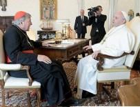 İTALYA - Papa skandal isimle fotoğraf çekindi!