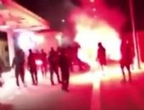 KUZEY KıBRıS TÜRK CUMHURIYETI - Rumlardan alçak provokasyon!
